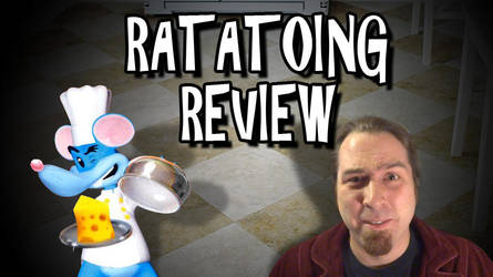 Ratatoing Review Titlecard by Bobsheaux