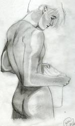 Erik Nude by JWCC