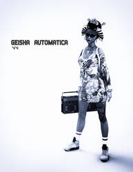 Geisha Automatic2 by THE-SEXY-BEAST