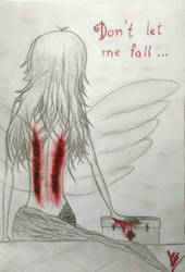 Don't Let Me Fall by AlexisYoko
