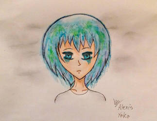 Save Earth-chan! by AlexisYoko