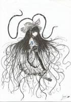 Hybrid musical human: Project Ayane by AnaLunottina