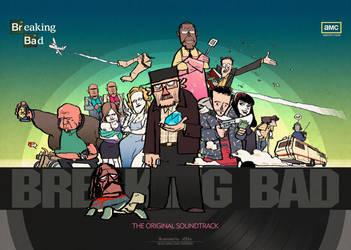 FOR-BREAKING BAD-OST by zeekolee