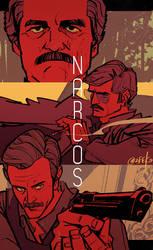 Narcos by zeekolee