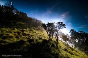 peaceful morning by Sugantenk