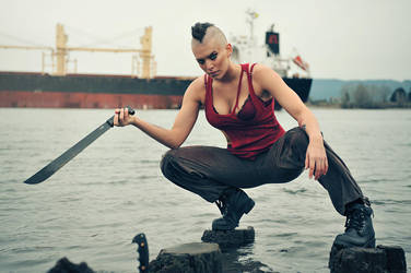 Vaas by MissSinisterCosplay