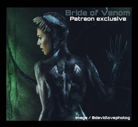 Bride of Venom by MissSinisterCosplay