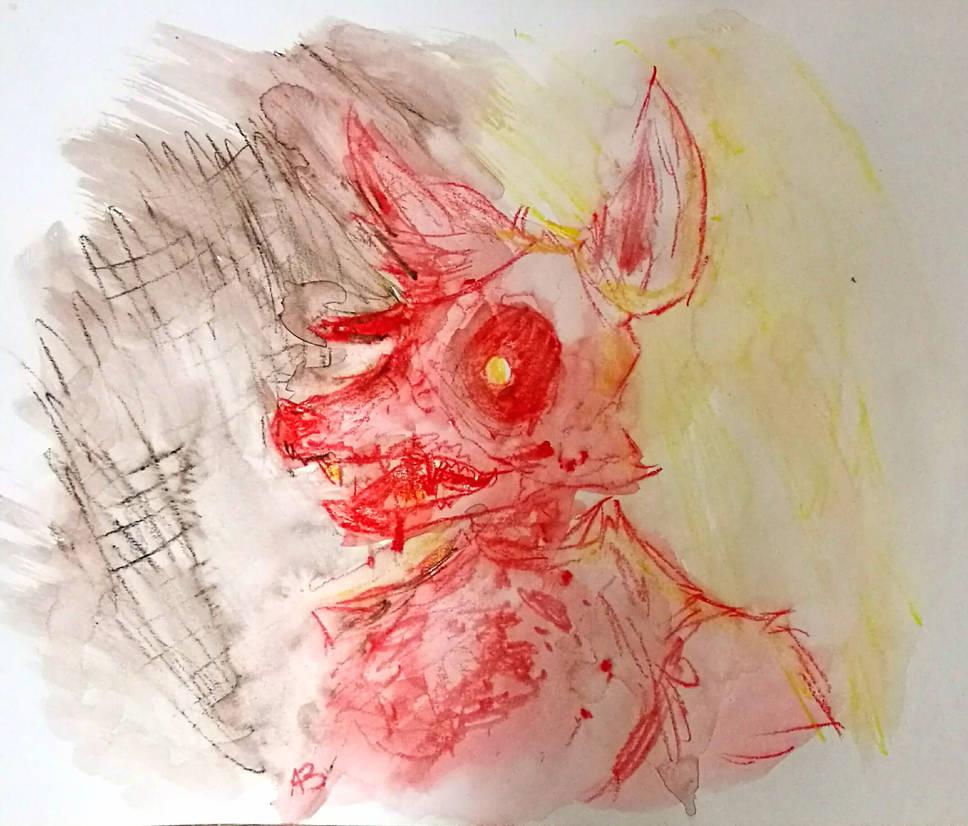 Foxy by dragonturner