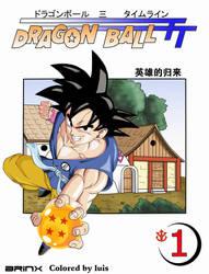 dragonball TT by 876216505