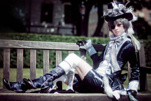 the little earl - Ciel Phantomhive III by SnowChlLD