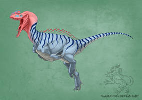 Dino Thing by Nagrandia