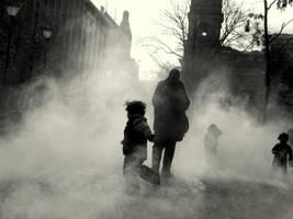 Mist by justaride