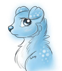 Dog Sketch by Solloby