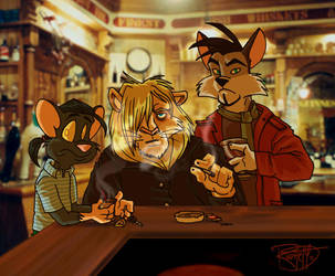 Sorrow Bar by RangyRougee