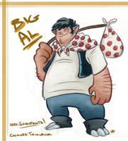 Big AL Collab by Twinerism