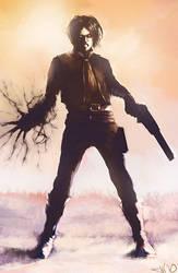 Mystic Gunslinger by JonnyHex