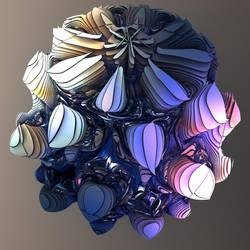 Metallic plant by bib993