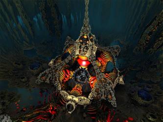 Underwater amazing object by bib993