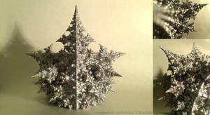 Amazing bulb - 3D fractal sculpture by bib993