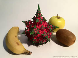 Fractal Dragon Fruit by bib993