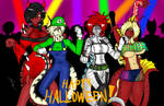 Halloween Party! by LoverBoySora