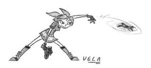 Vela by swiftcutter