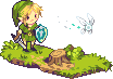 Hero from Another Land: Link by Ichitoko