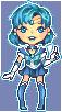 Sailor Mercury by Ichitoko