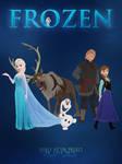 Disney Vector Project - Frozen by Jenwen
