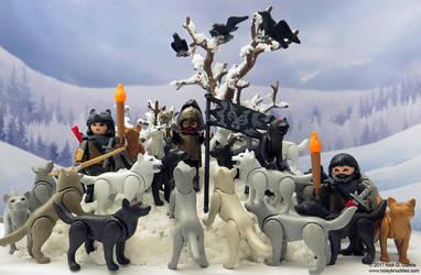 Playmobil Wolf Clan by AUMAKUA70