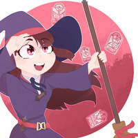 Akko by ChocaCrow