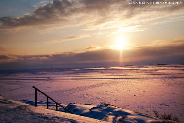 Sea of Snow by Zin-Carla