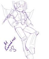 Dancin' Transformers - TC by plantman-exe
