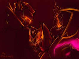 TF -Were n Bat Strings of Fire by plantman-exe
