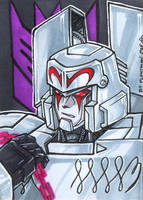 TF - Megatron by plantman-exe