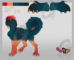 Rooster Puppy flatsale by SnowShoyu