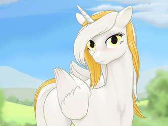 Princess Solaria (grown up) by Anime-Adam