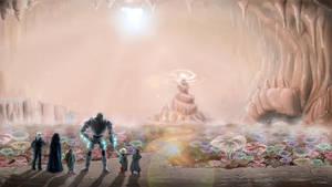 Underground World by orogion