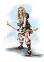 Divinity: Original Sin - Concept Art 08 by orogion