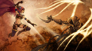 Heroes of the Storm: Eternal Conflict by orogion