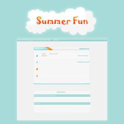 Summer fun skin by Juunanagou17