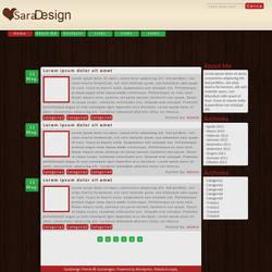 Sara Design by Juunanagou17