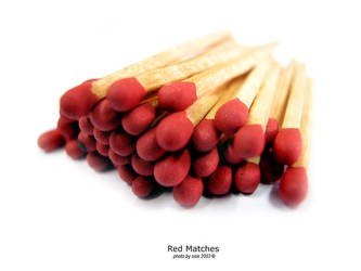 red matches by osix