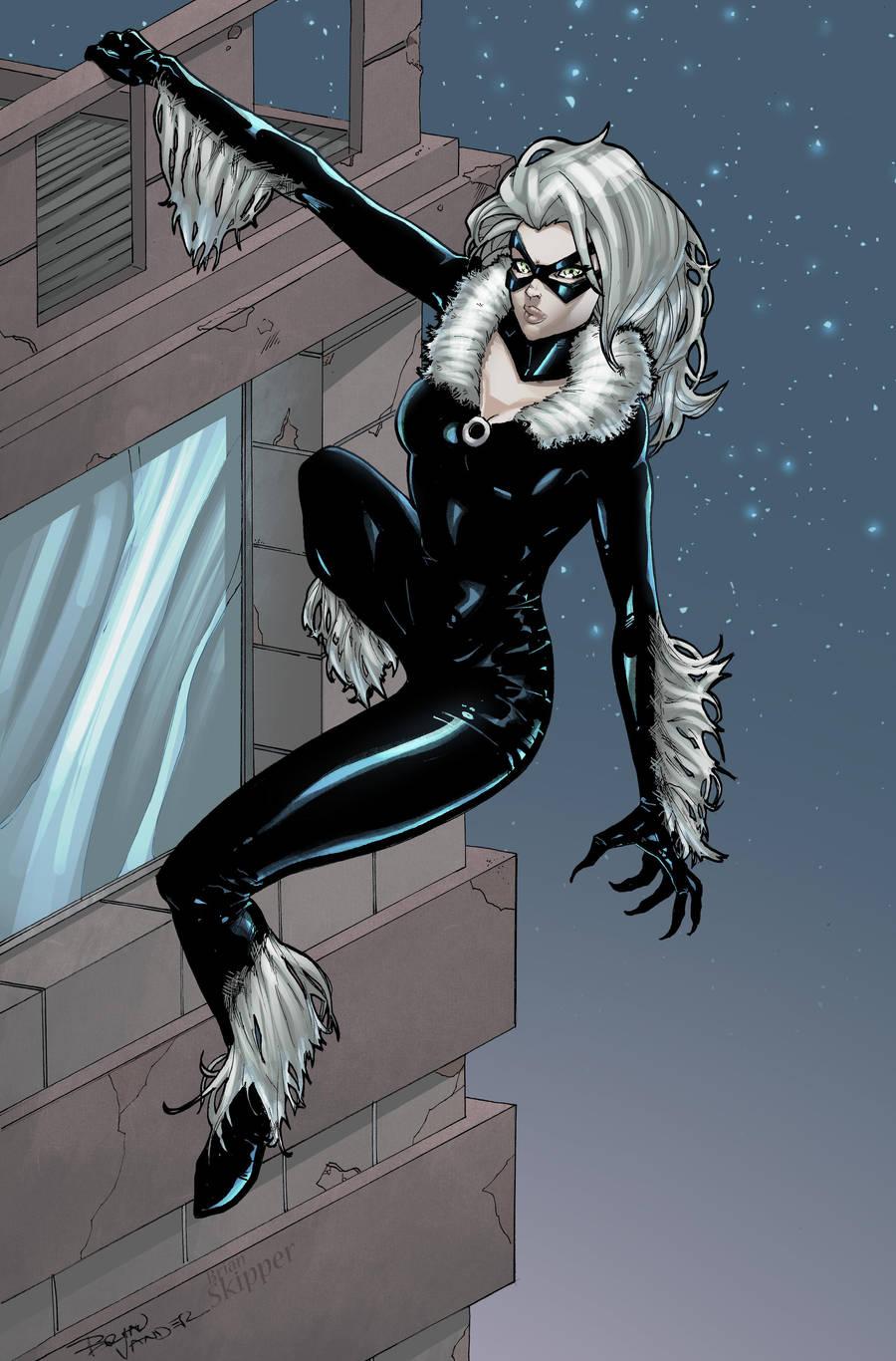 Blackcat by Brianskipper