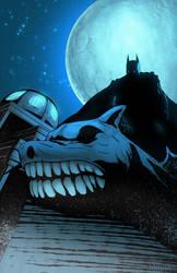 Batman - Colors by Brianskipper