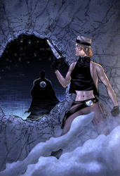 Indiana Jones by Brianskipper