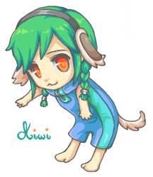 Hara ID again...:3 by Kiwibon