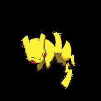 Pikachu-02 by CornetTheory