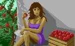 Pomegranate by CornetTheory