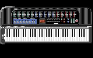 Piano-Casio by CornetTheory